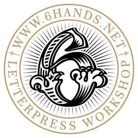 6hands - Moscow letterpress workshop