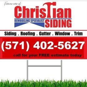 Christian Siding