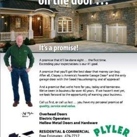 Plyler Overhead Door Co
