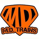 MD trains