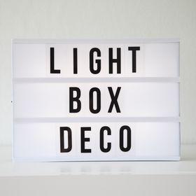 Lightboxdeco