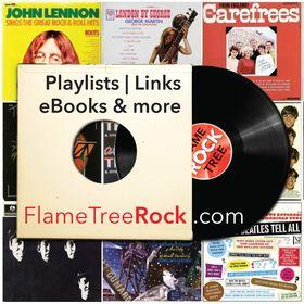 Flame Tree Rock