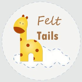 FeltTails Nursery Decor and Craft Tutorials