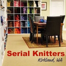 Serial Knitters