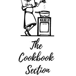 The Cookbook Section