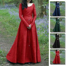 Dorothy Fairytale Costume Ladies Wizard Of Oz Fancy Dress Size 6-28