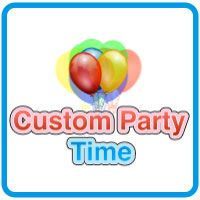 Custom Party Time Bounce House Rentals & Party Supplies