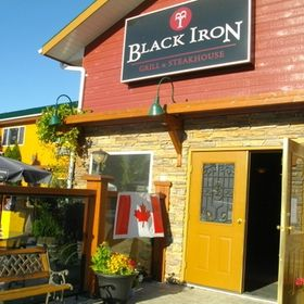 The Black Iron Grill Penticton, B.C.