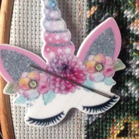 Candlewoodcreations - Needle Minders / Charms / DIY Craft Items / Needleminders / Cross Stitch