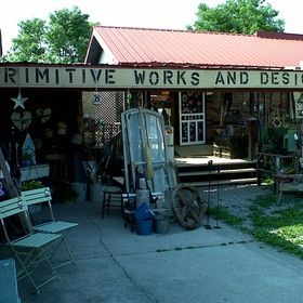 Primitive Works and Designs Gifts & Garden