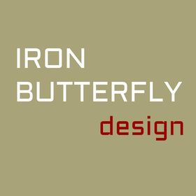 Iron Butterfly Design