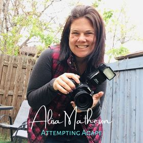 Alisa Matheson:  Founder & CEO of Attempting Agape
