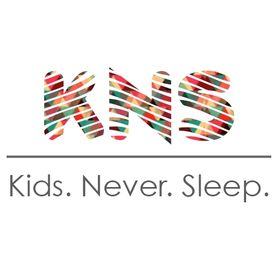 Kids. Never. Sleep.