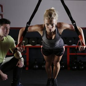 Stunning Fitness Girls