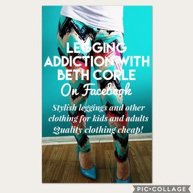 Legging Addiction With Beth Corle Bjc3510 On Pinterest