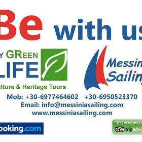 Messinia Sailing My GReen LIFE