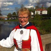 Anne Marit Høsteland