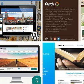 WordPress ThemeDesign
