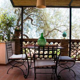 B&B and a home, Villa Britannia Taormina Sicily