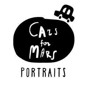 Cars For Mars Portraits