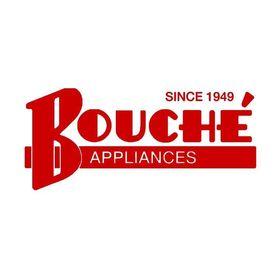 Bouche Appliances Since 1949.