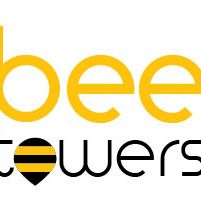 Bee Towers Tablet Floor Stand
