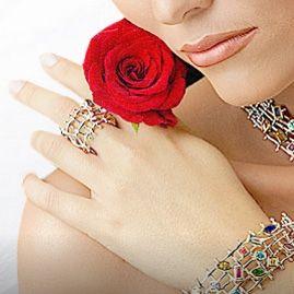 Biżuteria Srebrna, Złota