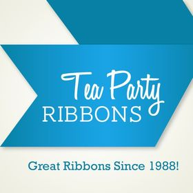 Tea Party Ribbons