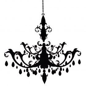 סברובסקי ילון-תאורה הום סטיילינג