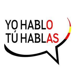 Yo hablo tú hablas - Aprender español