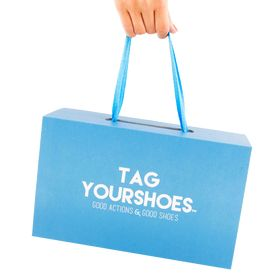 Tagyourshoes