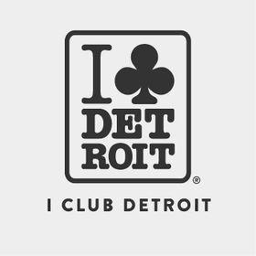 I Club Detroit | techno t-shirts