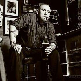 Cracker Joe Swider's Tattoo