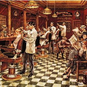 The Old Fashioned Barbershop