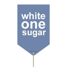 White One Sugar