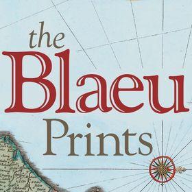 Blaeu Prints