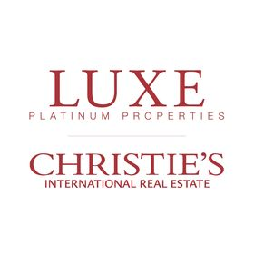 Luxe Christie's International Real Estate- Oregon and Washington
