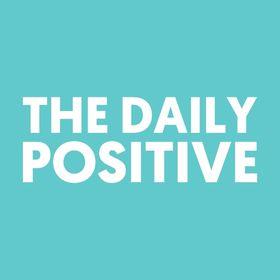 The Daily Positive's Pinterest Account Avatar