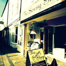 The Sewing Shop. Canterbury