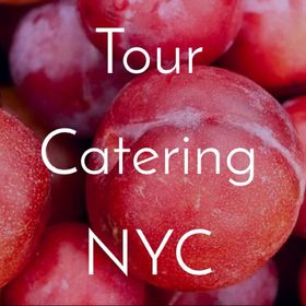 Tour Catering NYC