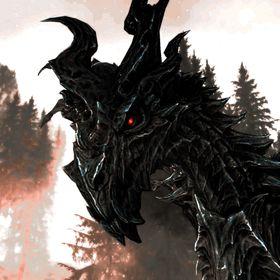 Alduin Dragon