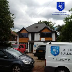 Solihull Property Building Services Ltd