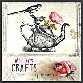 Woody's Crafts by Ifigeneia