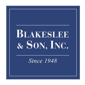 Blakeslee & Son, Inc