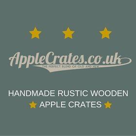 Apple Crates UK