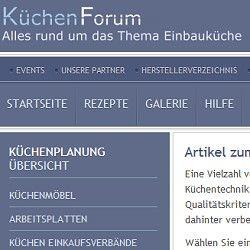 Kuchen Forum Kuechenforum Auf Pinterest