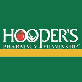 Hooper's Pharmacy + Vitamin Shop