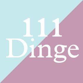 111Dinge