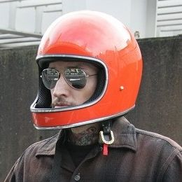 OT Motorcycle helmet & parts