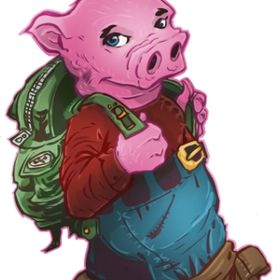 Wander Pig